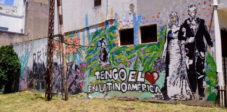 Die erste Grenze und dann Buenos Aires…