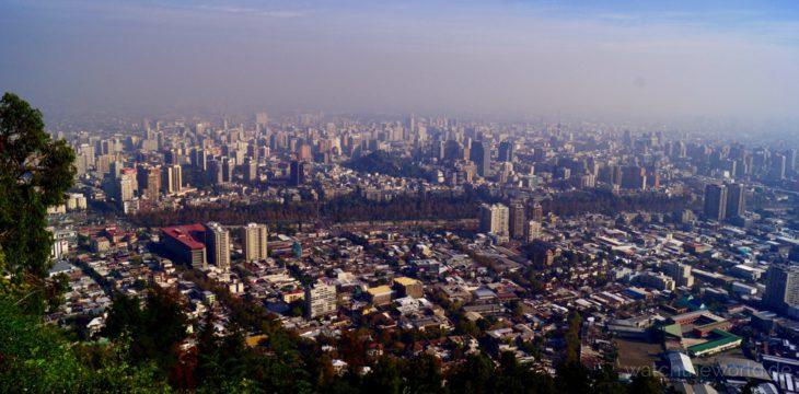 Santiago de Chile…