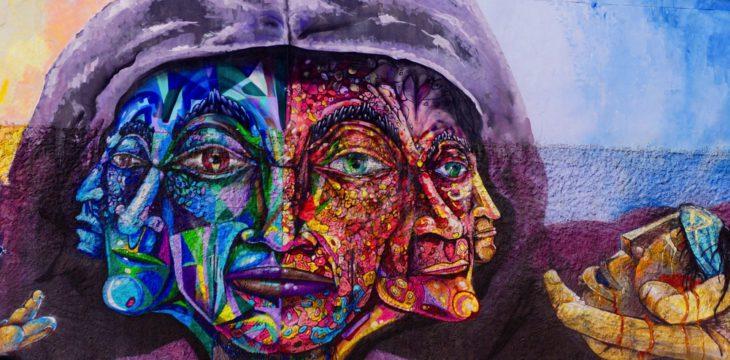 Streetart in Valparaiso…